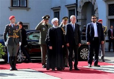 گزارش تسنیم از سفر اروپایی روحانی/ از برجام و فوتبال تا موضع قاطع علیه اسرائیل