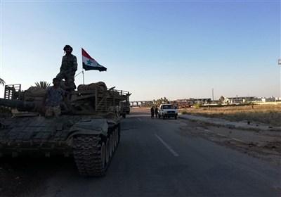 عملیات موفقیت آمیز ارتش در جنوب سوریه؛ استان قنیطره در آستانه پاکسازی از لوث تروریسم