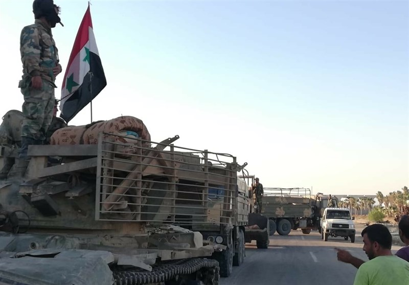 Syria Army Foils Terrorists' Infiltration Attempt in Northern Hama