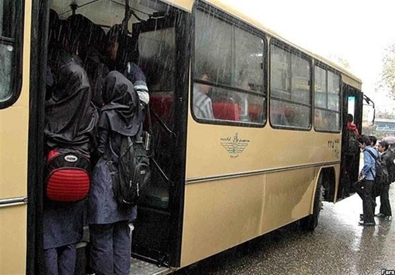 عمر 76 درصد اتوبوسهای تهران به پایان رسیده است