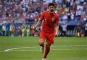 جام جهانی 2018|مگوایر: توپ و بازی را در کنترل خود داشتیم/ روی گل دوممان تمرین کرده بودیم
