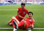 جام جهانی 2018| انگلیس با گل مدافعش پیروز نیمه اول شد