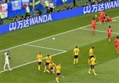 جام جهانی 2018| انگلیس در آمار هم سوئد را شکست داد