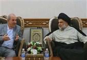تحولات عراق|تاکید صدر و علاوی بر ضرورت تشکیل فوری دولت