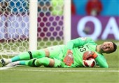 Croatia's Subasic: I Didn't Want to Give Up