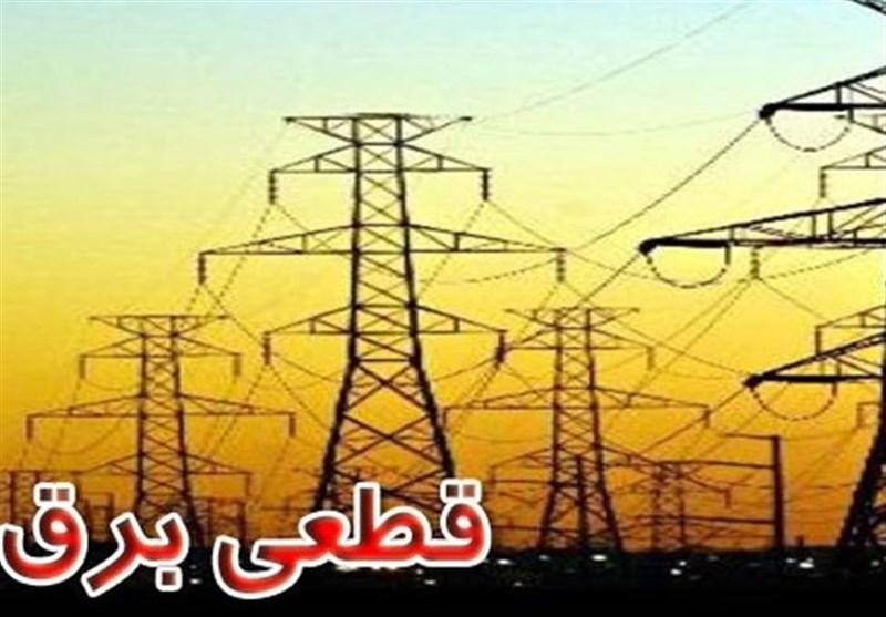 برنامه شنبه 30 تیر قطعی برق تبریز در 5 منطقه +جدول قطعی