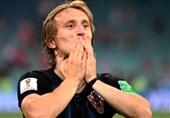 جام جهانی 2018| مودریچ: به توپ طلا فکر نمیکنم/ رونالدو از رئال مادرید نمیرود