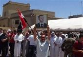 هآرتص: کنترل سوریه بر گذرگاه «نصیب» سریعتر از پیش بینی بود/ تحولات درعا پیروزی بزرگی برای اسد است