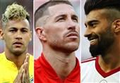 جام جهانی 2018| نام رامین رضاییان در بین فراموشنشدنیترین مدل موهای جام + عکس