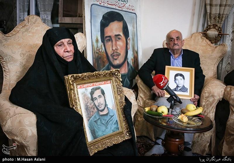 درگذشت 26 تن از والدین چند شهید دفاع مقدس+مشخصات