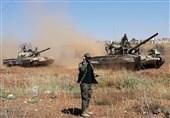 هلاکت تمام اعضای یک گروه تروریستی در حومه «حماه» سوریه