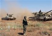 گسترش عملیات ارتش سوریه علیه گروههای تروریستی در حومه حماه