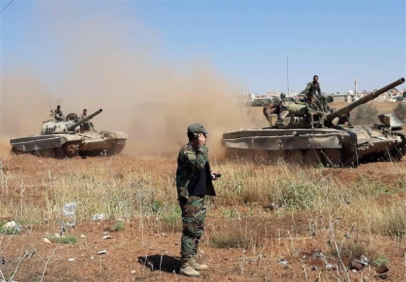 سوریه| انهدام مخفیگاههای النصره در شمال حماه/ دفع حمله تروریستی در حومه ادلب