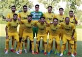 اصفهان| تساوی بدون گل سپاهان و نفت آبادان در پایان نیمه نخست