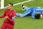 گزارش AFC از لحظات به یادماندنی تیمهای آسیایی در جام جهانی 2018/ خونسردی بیرانوند در مهار پنالتی رونالدو