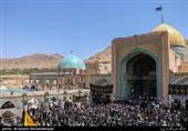برنامه عزاداری آستان علی بن امام محمد باقر(ع) مشهد اردهال کاشان اعلام شد