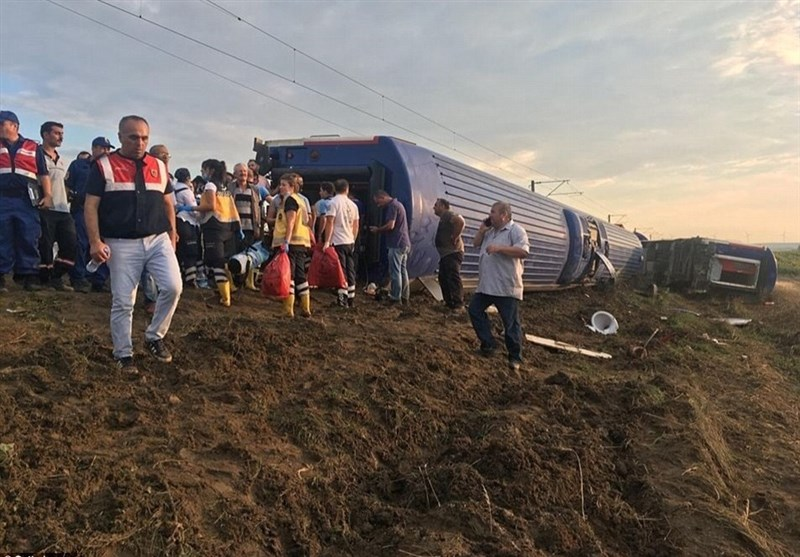 Turkey Train Crash: 24 Die, 318 Injured Following Heavy Rain (+Photos)