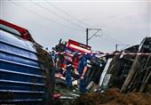 Turkey Train Crash