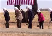 گزارش تسنیم| اهداف آمریکا از ساخت بزرگترین کنسولگری جهان در اربیل و نقش حکومت بارزانی