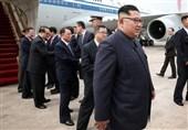 جت شخصی رهبر کره شمالی در فرودگاه «ولادی وستوک» روسیه دیده شد