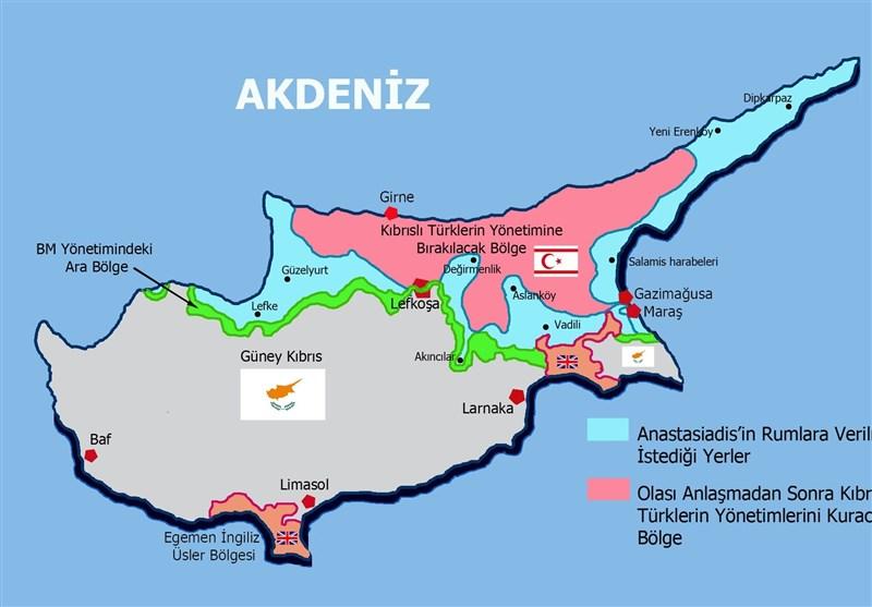 یادداشت تسنیم|دام آمریکا برای ترکیه در مسئله قبرس و آزمونی برای اردوغان
