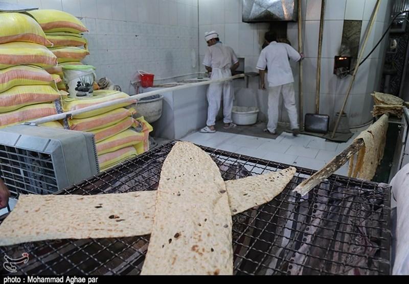 فیلم  گلایه نانواییهای مشهد از بیتوجهی دولت؛ حداقل وامی به نانوایان بدهید