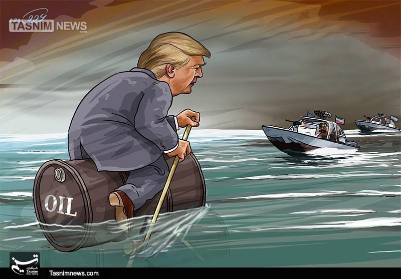 Tehran Warns over US Push against Iran Oil Exports