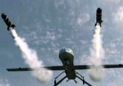 الطیران المسیر فی الجیش الیمنی یستهدف مصفاة أرامکو السعودیة