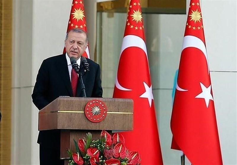 أردوغان:التضخم المرتفع فی ترکیا نتیجة خطوات خاطئة من البنک المرکزی