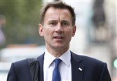Hunt Says Eyes 'Diplomacy' after IRGC Seizure of UK Tanker