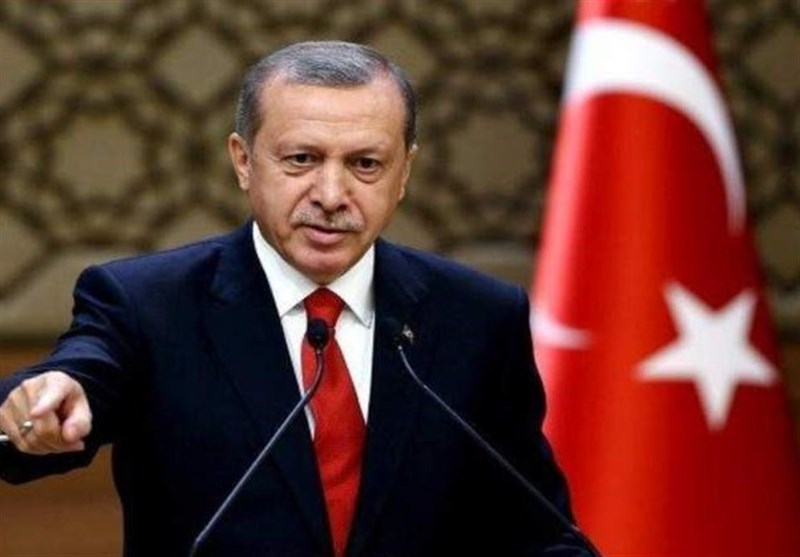 Erdogan Says in Talks with Iran, Russia over Syria's Idlib