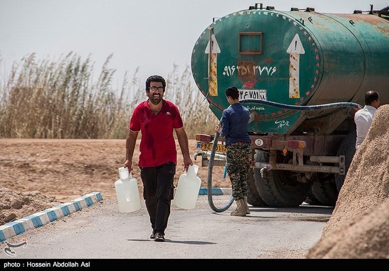 روستاهای بخش مرکزی شیراز بحران آب را لمس کردند