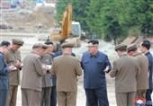 رهبر کره شمالی بعد از دوهفته درمقابل دوربینها قرار گرفت+عکس