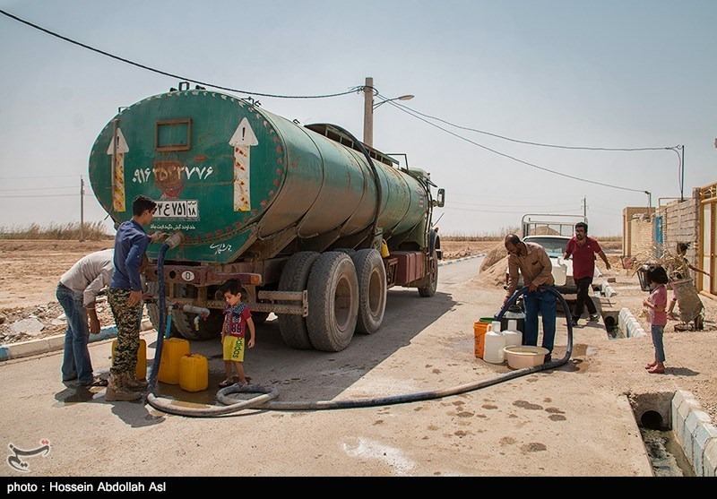 گزارش ویدئویی| بحران آب در بلوچستان / مردم شهر 13 هزاری نفری سوران آب آشامیدنی ندارند