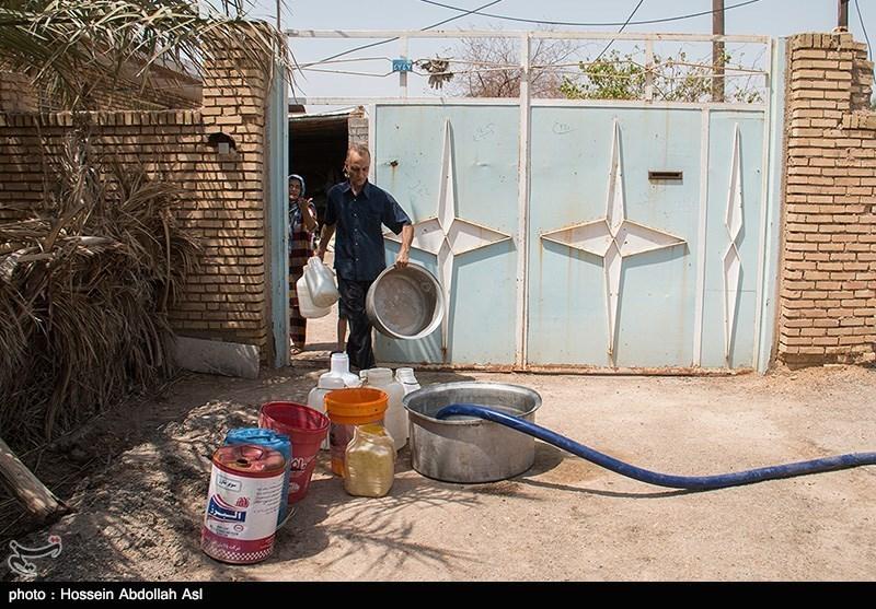 مردم 110 روستای گلستان دسترسی به آب شرب ندارند