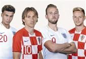 جام جهانی 2018| انگلیس به دنبال طلسمشکنی 52 ساله/ کرواتها در اندیشه اولین فینال