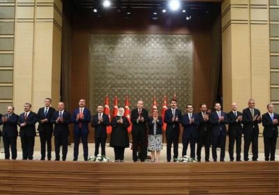 اردوغان برای 5 وزارتخانه ترکیه معاون جدید تعیین کرد