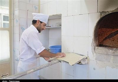 نانآوری در گرمای 60درجه/شاطرهایی که میسوزند و میسازند
