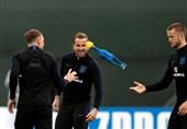 جام جهانی 2018 | حضور خروس در تمرین انگلیسیها