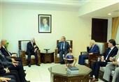 المقداد: فلسطین را مسئله محوری جهان عرب میدانیم/ موضع سوریه در حمایت از فلسطین ثابت است