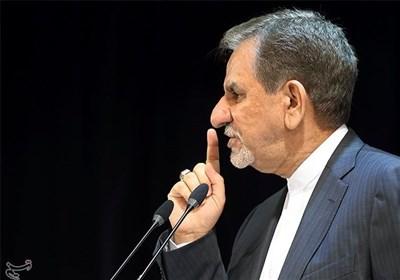 جهانگیری: توقف فروش نفت ایران «خیال واهی» است