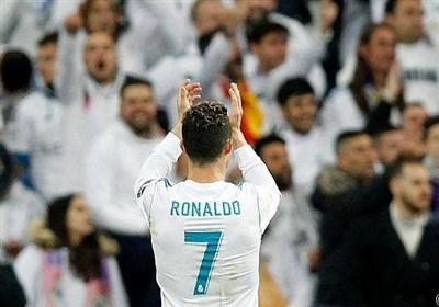 کاهش یک میلیونی طرفداران رئال مادرید در شبکه های اجتماعی بعد از جدایی رونالدو