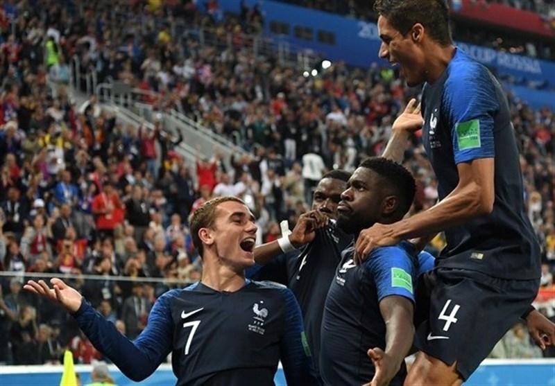 جام جهانی 2018| علاقهمندی ماتوئیدی برای ماندن در روسیه/ تولید 20 هزار «پیراهن 2 ستاره» فرانسه + عکس