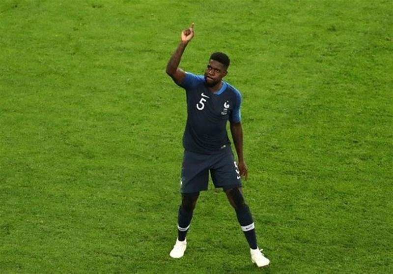 جام جهانی 2018| اومتیتی: میخواهیم تاریخ را برای فوتبال فرانسه تکرار کنیم