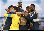 Umtiti Heads France into World Cup Final