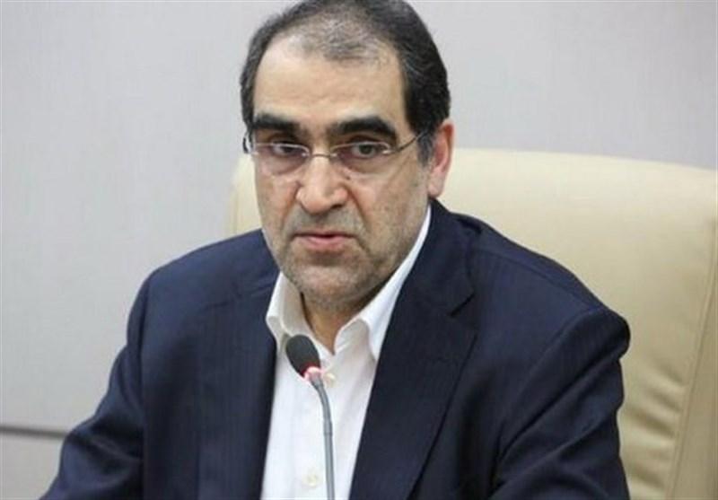 وزیر بهداشت در تازهآباد کرمانشاه: خدمات دندانپزشکی و چشمپزشکی رایگان در مناطق زلزلهزده کرمانشاه ارائه میشود