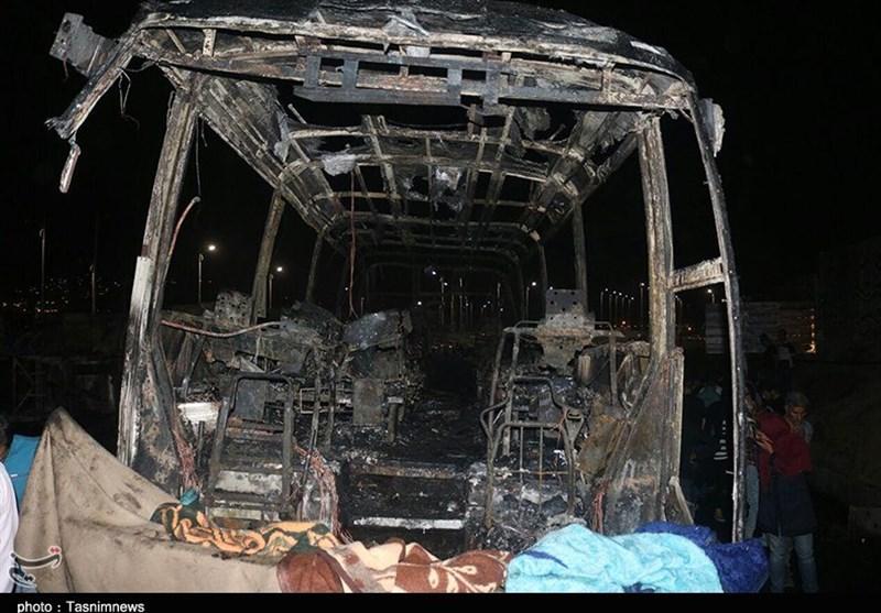 رسوایی جدید رسانههای ضدانقلاب اینبار درباره تصادف در سنندج