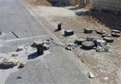 سوریا.. قتلى وجرحى بانفجار لغم من مخلفات التکفیریین فی حماه