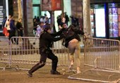 Fans Clash with Police as France Reaches World Cup Final (+ Video, Photos)