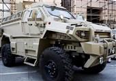 خط تولید تایر خودروهای تاکتیکی توسط وزارت دفاع راه اندازی شد